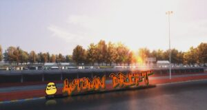Drift Track Autumn